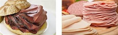 Meats Retail European Deli Cooked Seasoned Roast