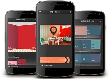 colour scheme pro painting app berger paints arabia