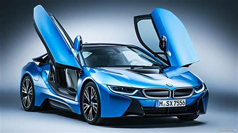 Bmw I8 Coupe Wallpapers by 2015 Bmw I8 Coupe Impulse Front Hd Wallpaper 121