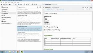 how to save time with templates evernote help learning With evernote meeting notes template