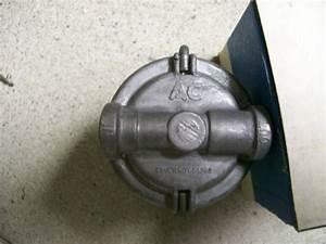 Buy Nos Ac Fuel Filter 55 56 57 Ford Thunderbird B7s