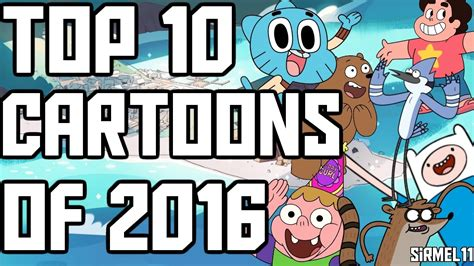 Top 10 Cartoons Of 2016