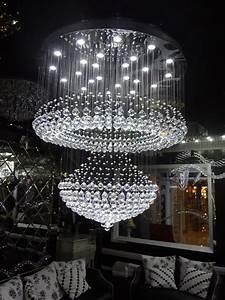 Decken Led Lampen : der dekoration moderner led kristallleuchter decken lampen des projekt led gd 9038 24 foto auf ~ Whattoseeinmadrid.com Haus und Dekorationen