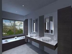 decoration d39interieur salle de bain With decoration interieur salle de bain