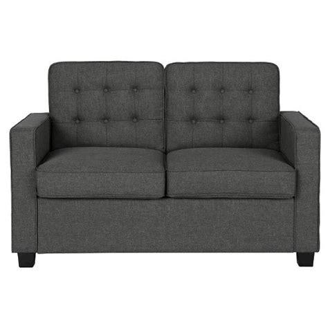 Sleeper Sofa Target by Avery Sleeper Sofa With Certipur Certified Memory Foam