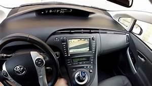 Interior Tour 2010 Toyota Prius 5 Advanced Technology