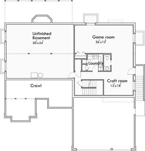basement garage house plans sprawling ranch house plans house plans with basement