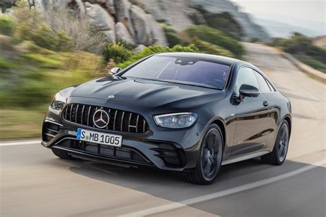 The site owner hides the web page description. New look for Mercedes-Benz E-Class Coupe and Cabriolet | Parkers