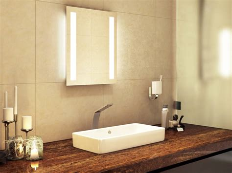 Book Of Bathroom Mirrors With Lights And Shaver Socket In