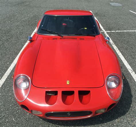 +1 8478999004 1961 ferrari 250gto, the car is totally new and in really good condition, manual transmission. 1962 Ferrari 250 GTO Replica for sale #66388   MCG