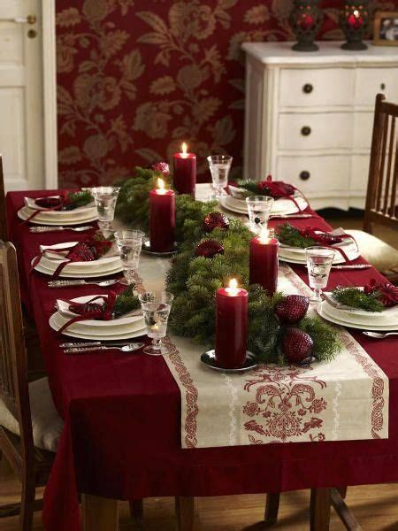 ideas  christmas tables  pinterest xmas