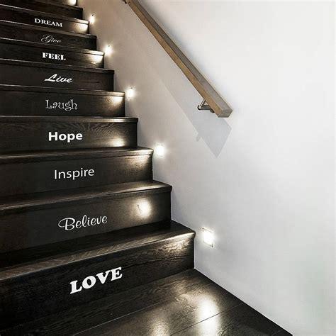 set de cuisine retro inspirational staircase vinyl sticker set holycool
