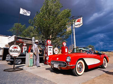 Picture Of Historic Route 66 Route 66 Road Trip National Geographic Route 66