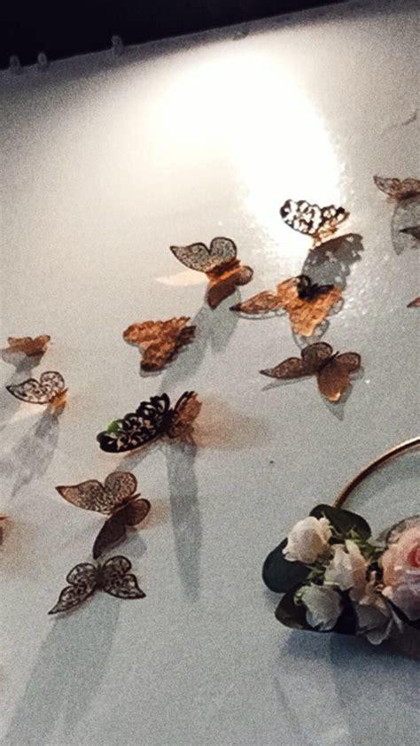 golden butterflies movement photography bronze