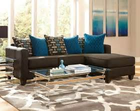 black couch with chaise pillows watson two piece