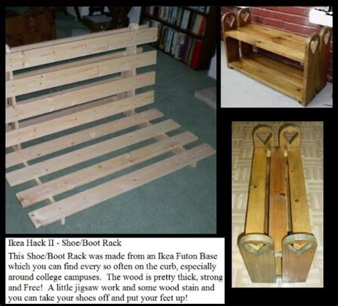 Shoe/Boot Rack   IKEA Hackers   IKEA Hackers