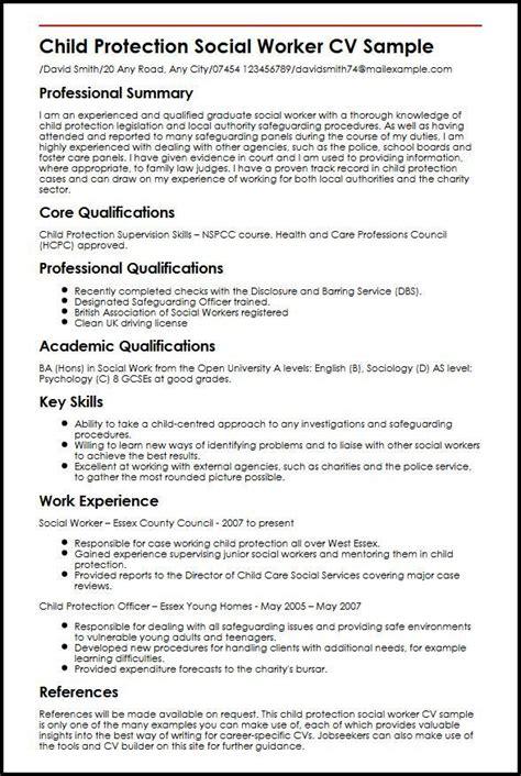 cv template social work cvtemplate social template