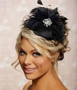 Black Bridal Hair Accessory Wedding Fashion Pinterest