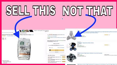 these are the best products to sell on amazon fba youtube