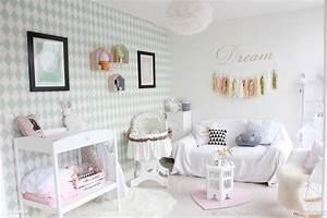 La Chambre Scandinave Et Pastel De Mon Bb Mona J