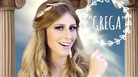 Maquiagem Grega - Greek Makeup - YouTube
