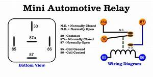 12v Auto Relay Wiring Diagram