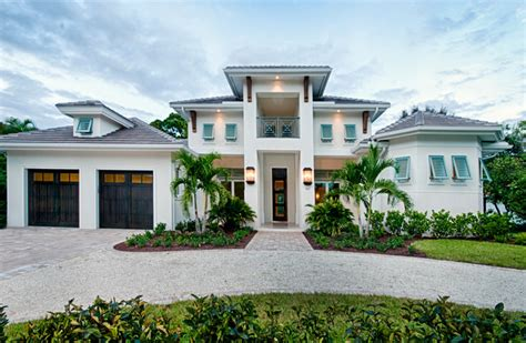 Naples Fl, West Indies Style Home