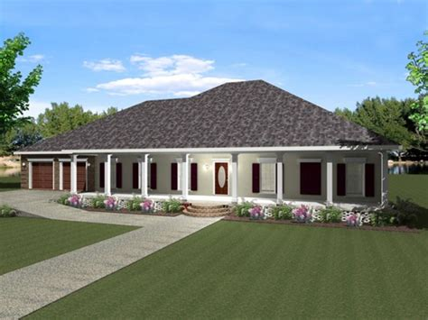 story house plans  wrap  porch  story country style house plans house plans
