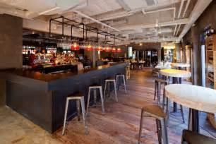 Rustic Basement Bar cocotte communal restaurant bar reviewed the monsieur