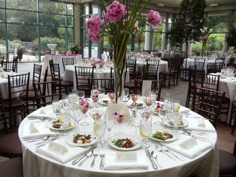 wedding reception at the atrium at meadowlark botanical