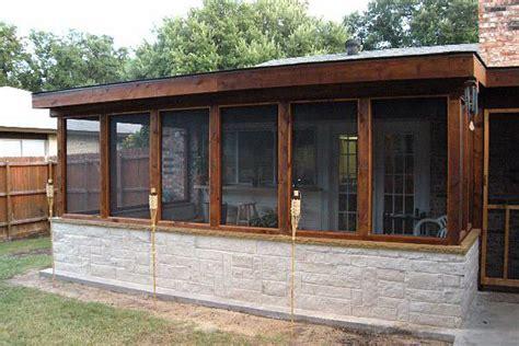 Closed Patio Design closed in patios patio gallery outdoor living sale