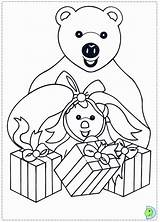 Ranch Coloring Pages Template sketch template
