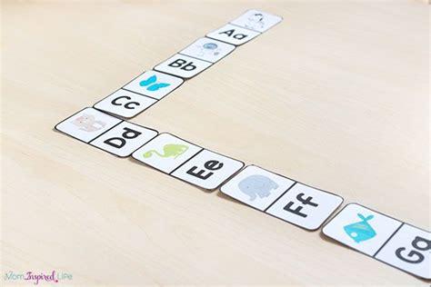 alphabet printables  activities  preschool