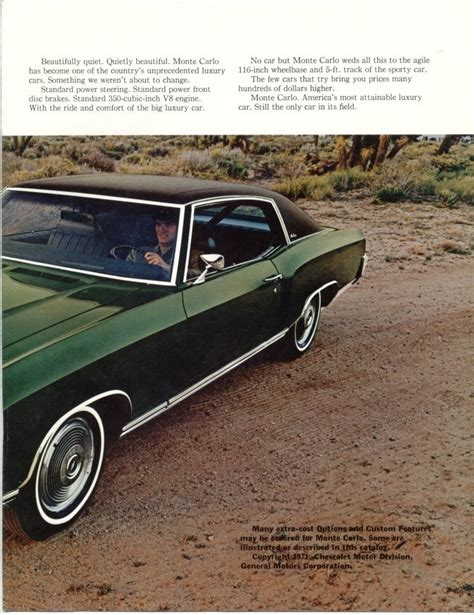 top exterior paint colors 1972 chevrolet monte carlo my garage