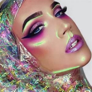 Neon Makeup Trend Instagram s Latest Beauty Obsession is