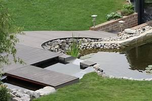 Bassin De Terrasse : cr a paysages bassin abattage et lagage arbre dans la ~ Premium-room.com Idées de Décoration
