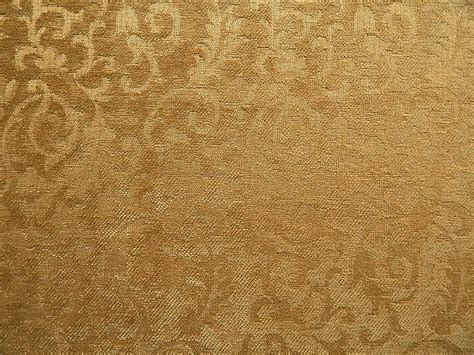 Inexpensive Upholstery Fabric by Discount Fabric Davenport Gold Chenille Upholstery