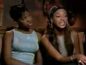 Destiny's Child Interview Lineup Change 2000 - YouTube