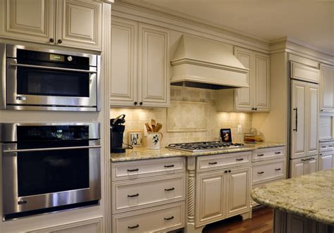 Elegant French Country Kitchen-traditional-kitchen