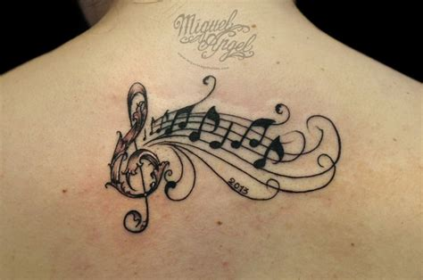 93 best music tattoo images on pinterest music tattoos
