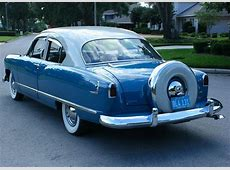 1952 Kaiser Virginian Special Club Coupe for sale