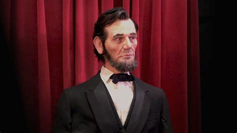 this uncanny robot abraham lincoln got his start as an enemy combatant