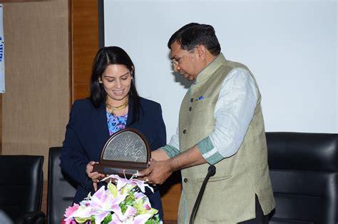 Priti Patel at Gujarat Chambers of Commerce | The Prime ...