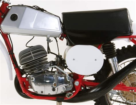 classic motocross iron 1975 cz 250 falta replica motocross magazine