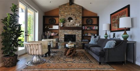 modern rustic living room modern rustic living room transitional living room