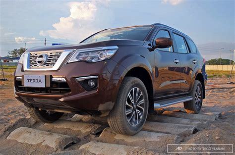 nissan terra debuts  ph  shake local suv market