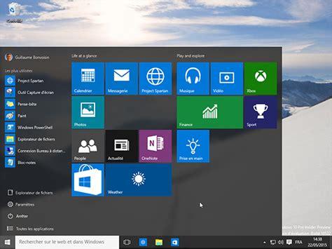 agrandir icones bureau afficher icone bureau windows 10 afficher ce pc panneau