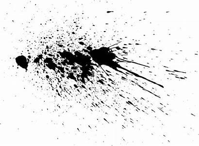 Grunge Splatter Background Spray Transparent Onlygfx Px
