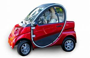 New Electric Car Company Targets Low Speed Vehicles ...