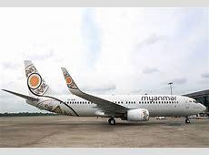 Myanmar National Airlines Myanmar Tours